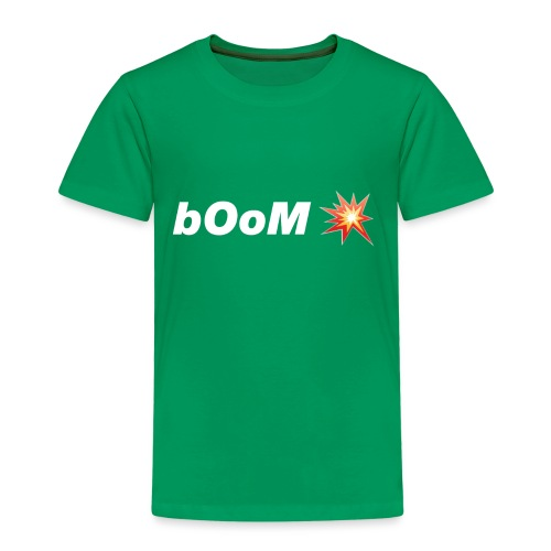 bOoM - Kids' Premium T-Shirt
