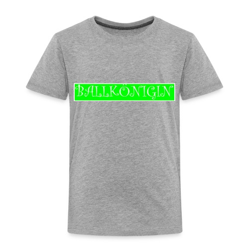 Ballkönigin - Kinder Premium T-Shirt