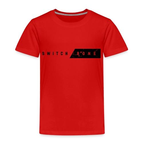 Switchbone_black - Kinderen Premium T-shirt