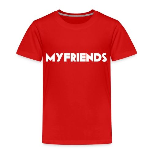 MF2 tshit logo blanc - T-shirt Premium Enfant