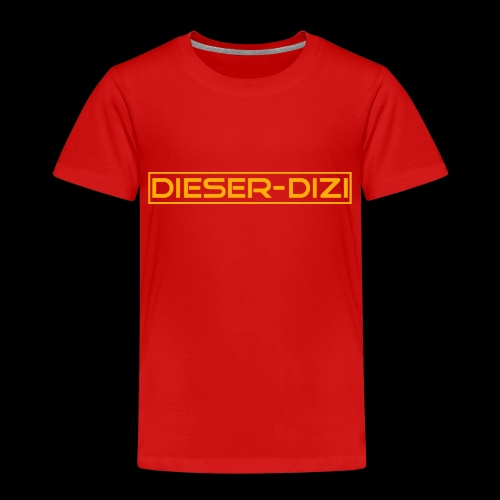 DieserDizi Design - Kinder Premium T-Shirt