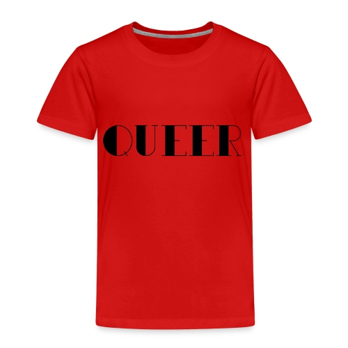 QUEER - Kinder Premium T-Shirt