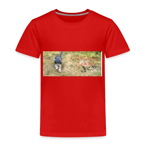 catssin's craat - Koszulka dziecięca Premium