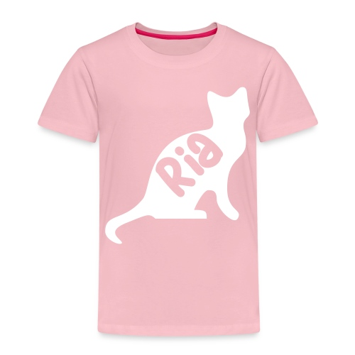 Team Ria Cat - Kids' Premium T-Shirt