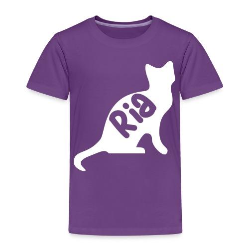 Team Ria Cat - Kids' Premium T-Shirt