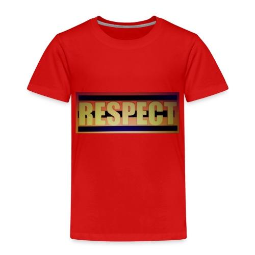 RESPECT - Kids' Premium T-Shirt