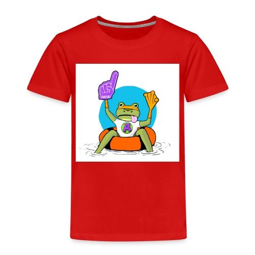 AmazingFrogRing - Kids' Premium T-Shirt