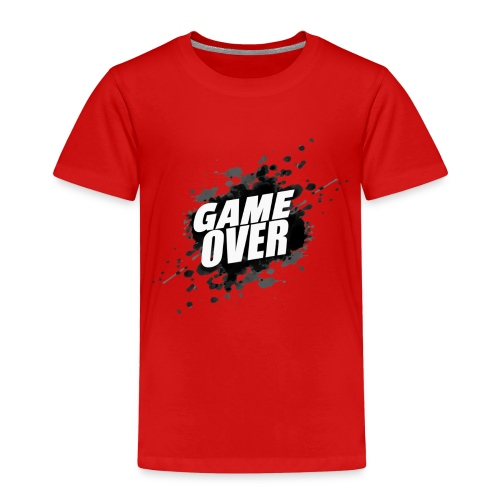 game over - Camiseta premium niño
