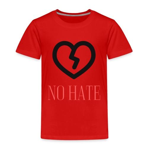 No Hate Logo - Kids' Premium T-Shirt