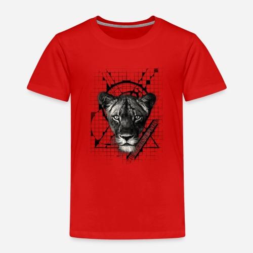 TCR Lioness - Kids' Premium T-Shirt