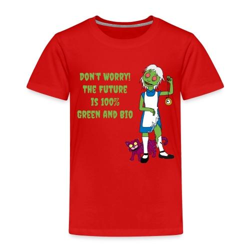 Future Green and Bio - Kids' Premium T-Shirt