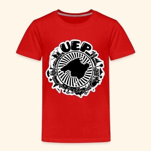 UEP white background - Kids' Premium T-Shirt