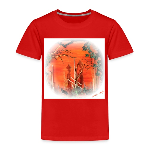 In der Zukunft mod1 - Kinder Premium T-Shirt