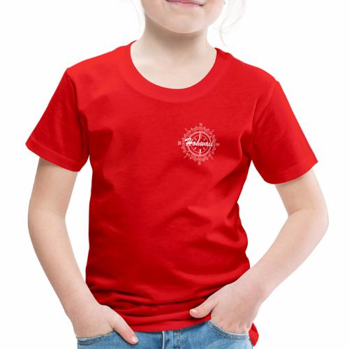 windrose-t-shirt - Kinder Premium T-Shirt
