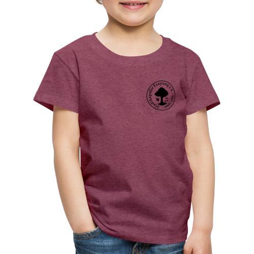Stadtkapelle Freyung e.V. - Traditionelles Logo - Kinder Premium T-Shirt