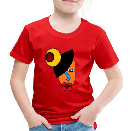 Art africain - T-shirt Premium Enfant