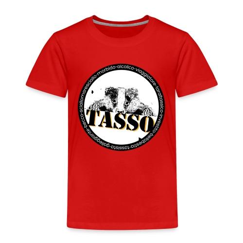 tasso - Maglietta Premium per bambini