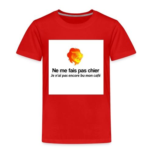 Ne me fais pas chier - T-shirt Premium Enfant