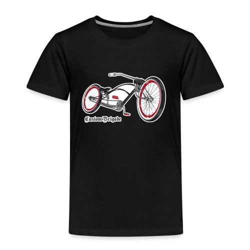 velo02 transparent - T-shirt Premium Enfant
