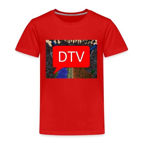 DriesTv Server - Kinderen Premium T-shirt