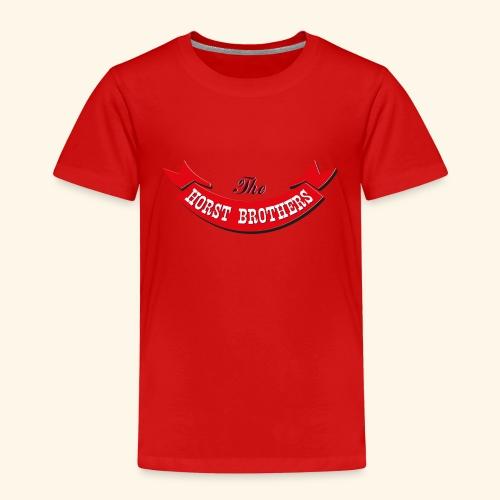 The Horst Brothers FLAG - Kinder Premium T-Shirt