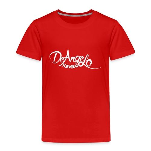 DeAngelo xavier png wit - Kinderen Premium T-shirt