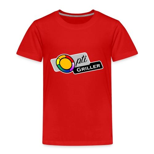 OptiGriller Merchandise Shop - Kinder Premium T-Shirt