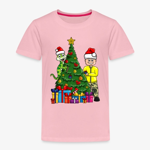 Tomu Julspecial - Premium-T-shirt barn