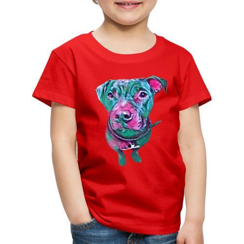 pitbull - Camiseta premium niño