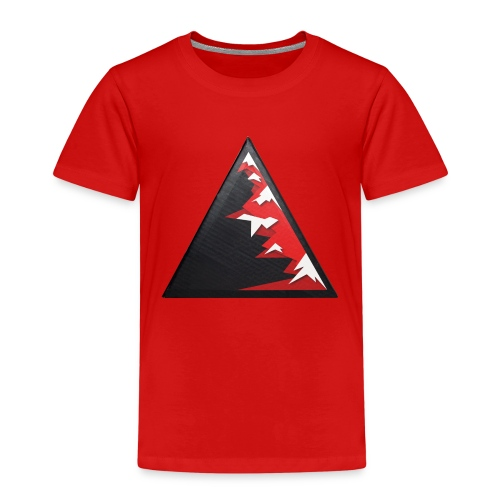 Climb high as a mountains to achieve high - Kids' Premium T-Shirt