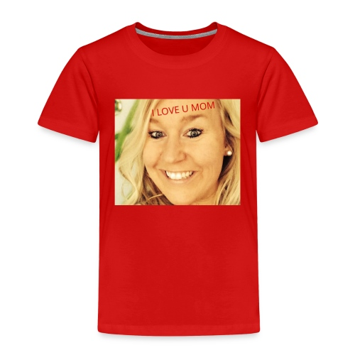 Celobrtation to my mother - Premium-T-shirt barn