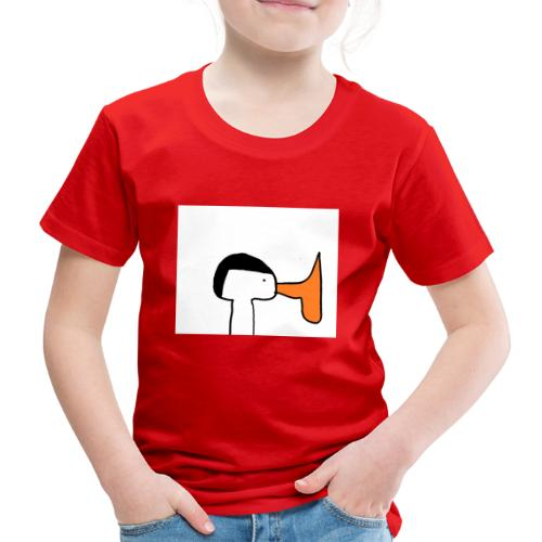BlinguKläder - Premium-T-shirt barn
