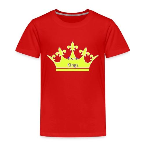 Team King Crown - Kids' Premium T-Shirt