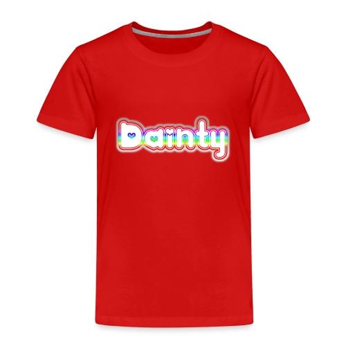 Dainty! - Kids' Premium T-Shirt