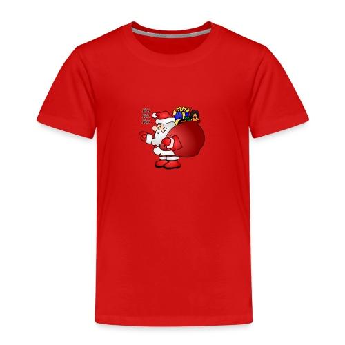 Schönes Weihnachtsmann-Design - Perfektes Geschenk - Kinder Premium T-Shirt