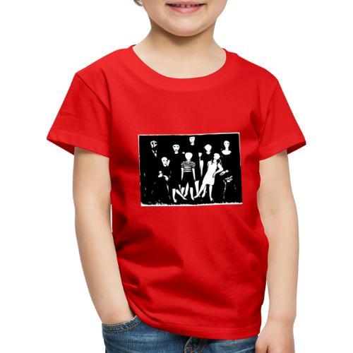Familienbild - Kinder Premium T-Shirt