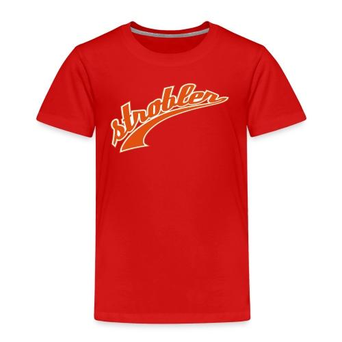Strobler 2-Farben - Kinder Premium T-Shirt