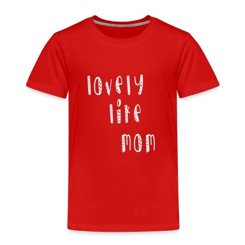 Mom - Lasten premium t-paita