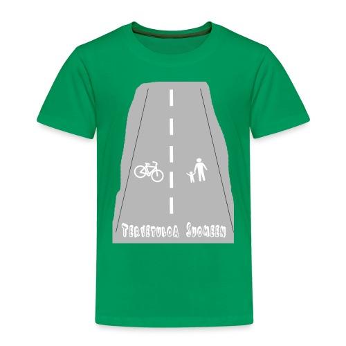 Tervetuloa Suomeen - Lasten premium t-paita