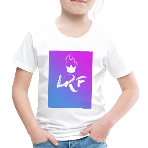 LRF rectangle - T-shirt Premium Enfant