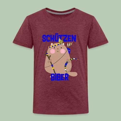 Schützenfest Biber Biberach Biberacher Schützen - Kinder Premium T-Shirt