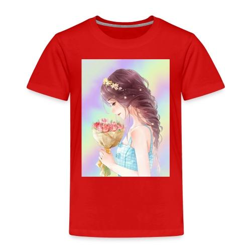 Girl - Kinderen Premium T-shirt