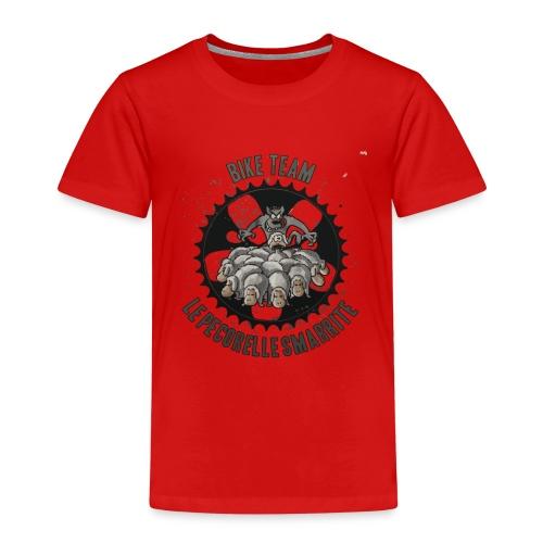 BIKE TEAM LE PECORELLE SMARRITE - Maglietta Premium per bambini
