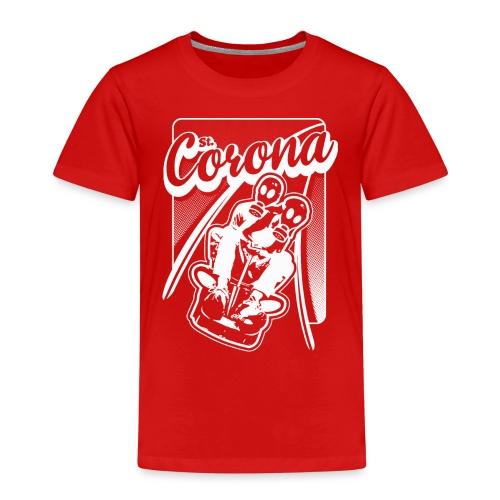 St. Corona Sommerrodelbahn - Kinder Premium T-Shirt
