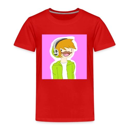 Kanavani logo - Lasten premium t-paita