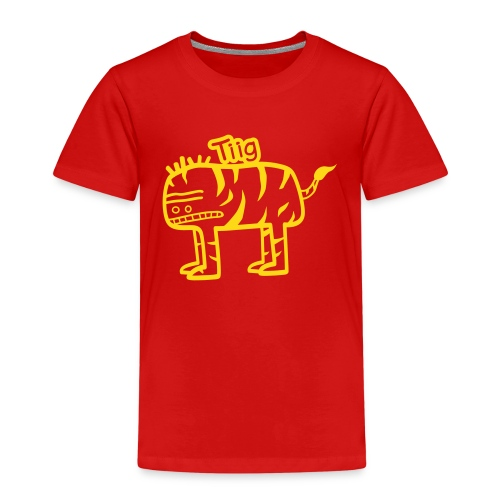 tigre - T-shirt Premium Enfant