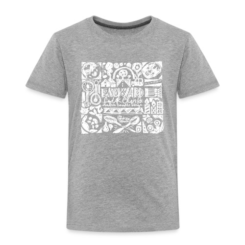Backyard - T-shirt Premium Enfant