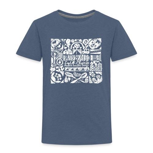 backyard 1 - T-shirt Premium Enfant