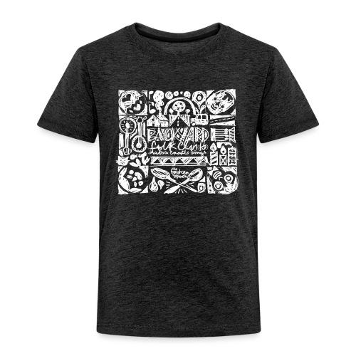 Backyard - T-shirt Premium Enfant