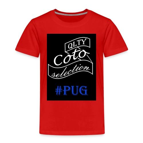 Pug version - Kids' Premium T-Shirt